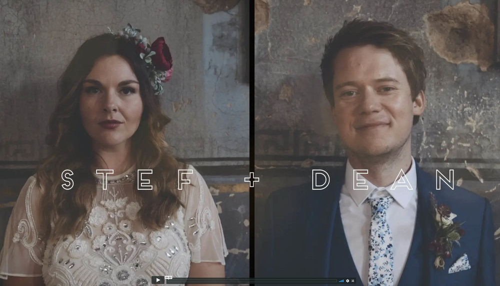 Wedding Video at The Asylum Chapel by very talented  Hushabye Films