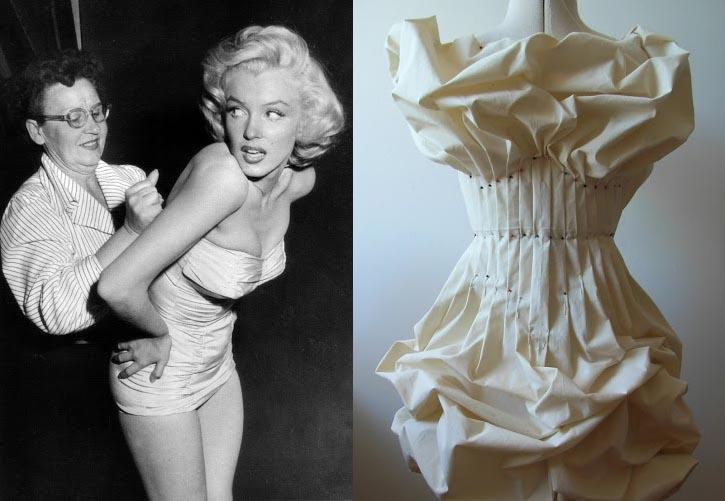 Anna Popovich - Marilyn Monroe