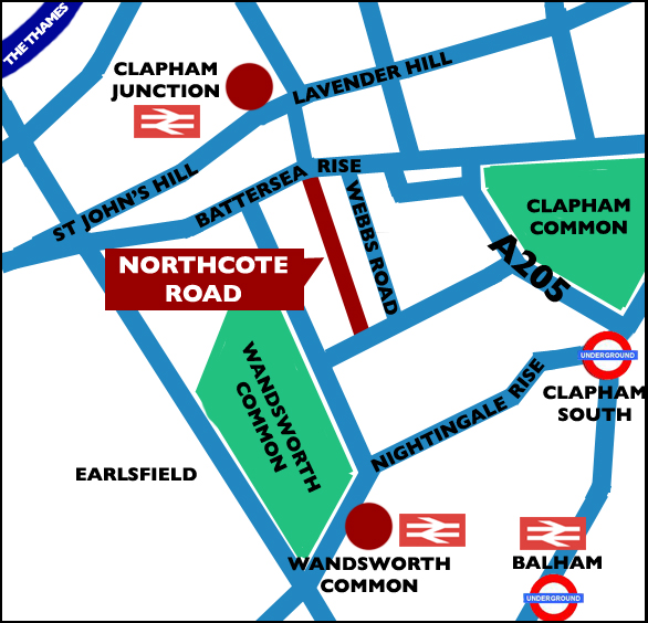 northcote_road_map Anna Popovich