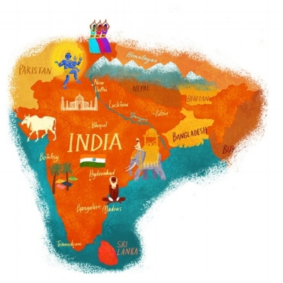 HONEYMOON TO INDIA -