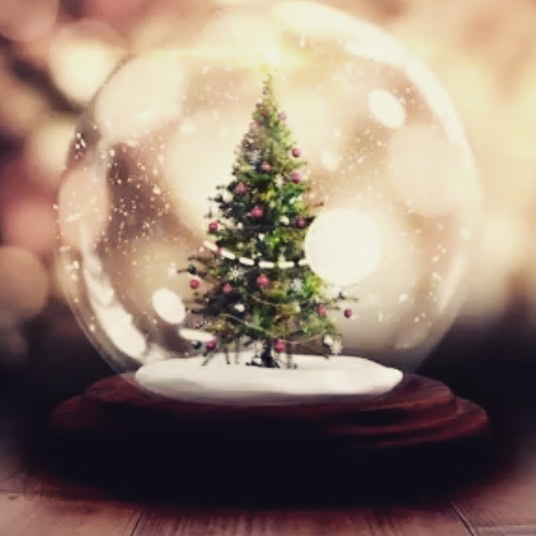 I love Christmas Day