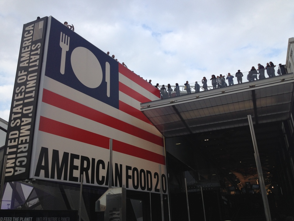 "The U.S. was billed as ""food truck nation."""