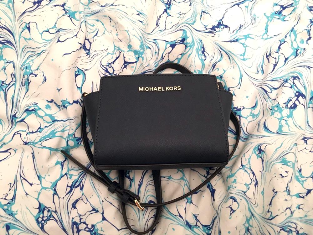 Bag by  Michael Kors .Photo by Natalja.