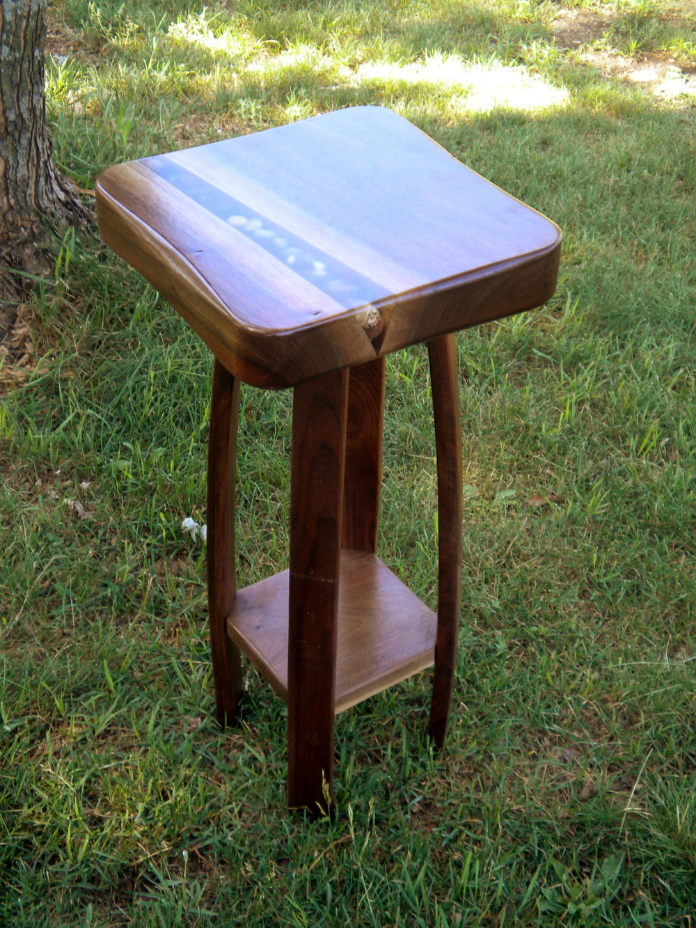 Plant Stand by Eau Claire Woodworks