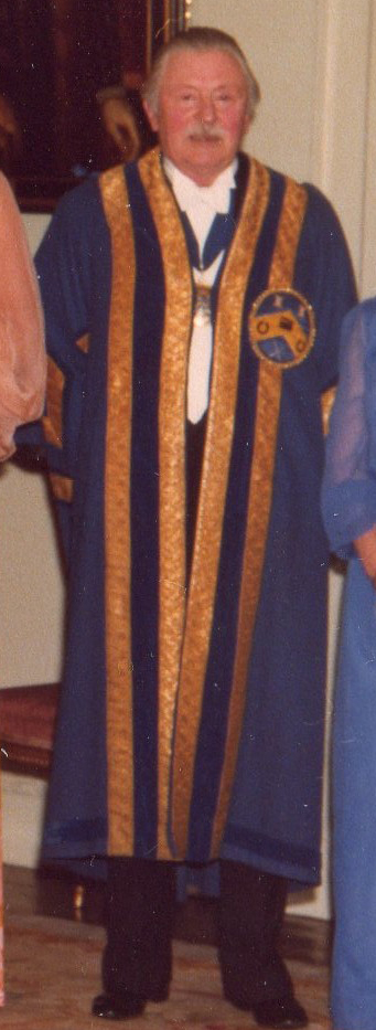 Master  1980 - John W T Amey
