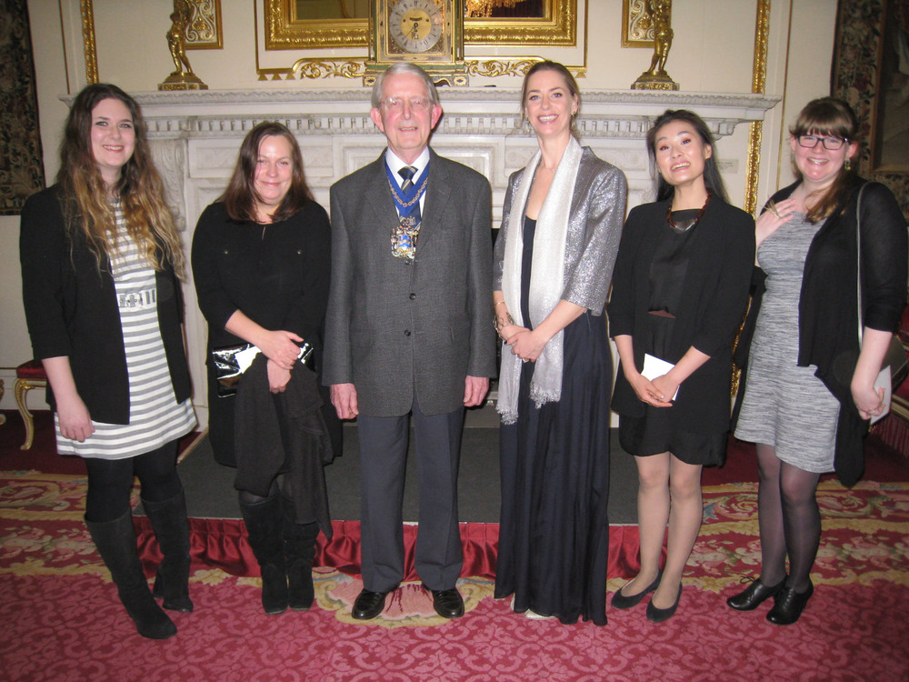 Emma Burfoot, Jo Thorne, The Master, Laura Williams, Nan Nan Liu, Karen E Donovan