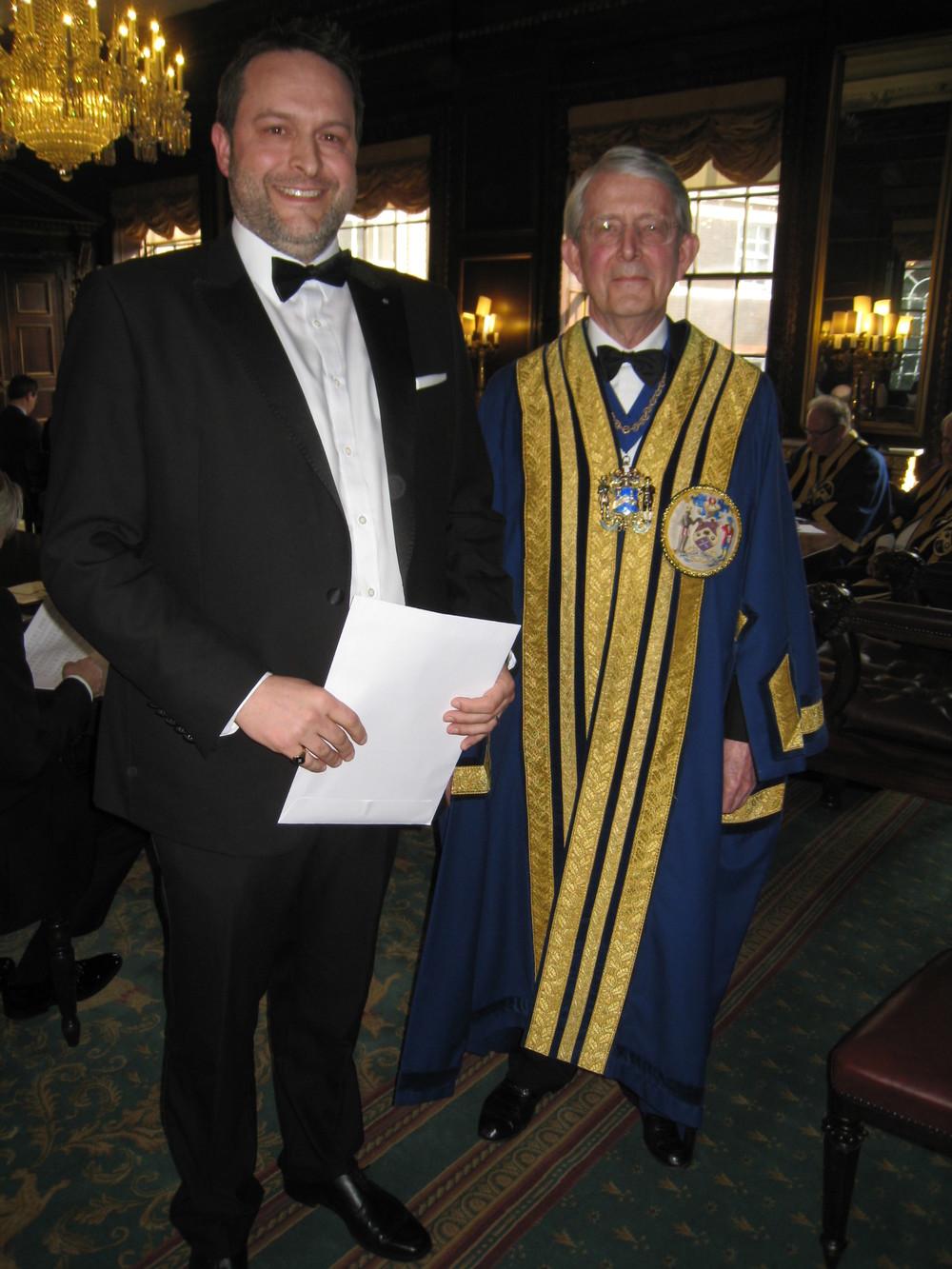 Freeman Richard John & The Master