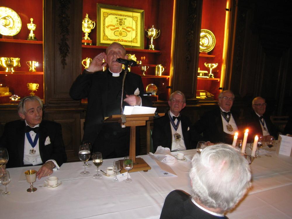 Guest Speaker - The Reverend Canon Roger Royle