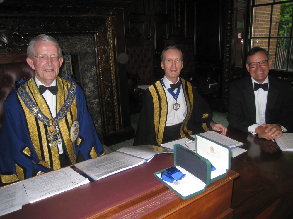 Master, Clerk & Clerk Designate