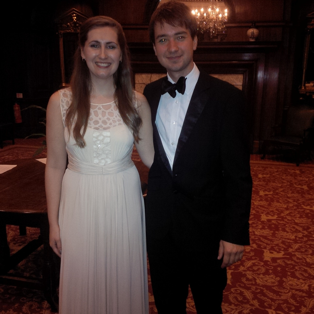 Elizabeth Karani - Soprano & Edmund Whitewhead - Piano