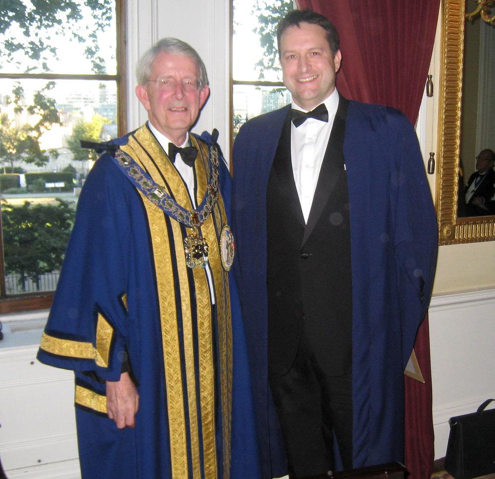Master & New Liveryman Richard John