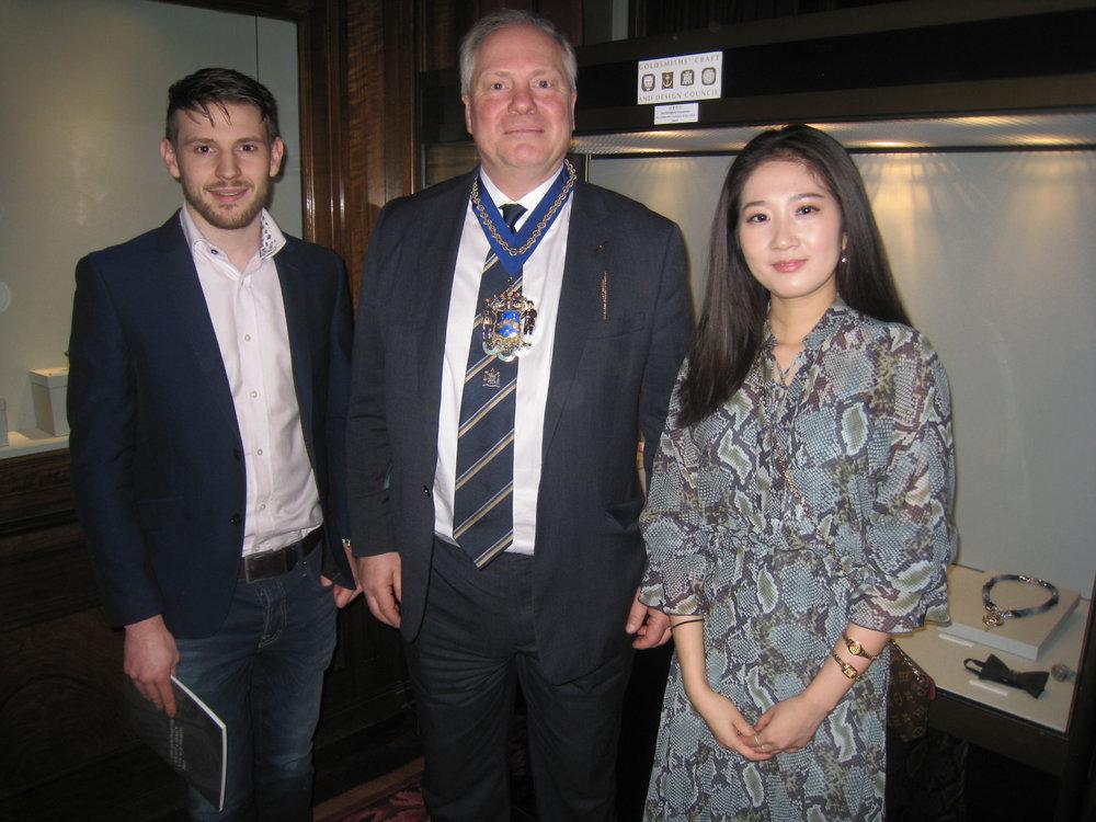 Matt Powell, GSWD Master, Chen Cheng