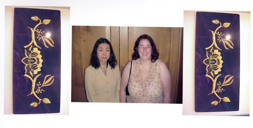 RSN Prize Winner Emi Nimura - Jennifer Goodwin Apprentice Prize Winner