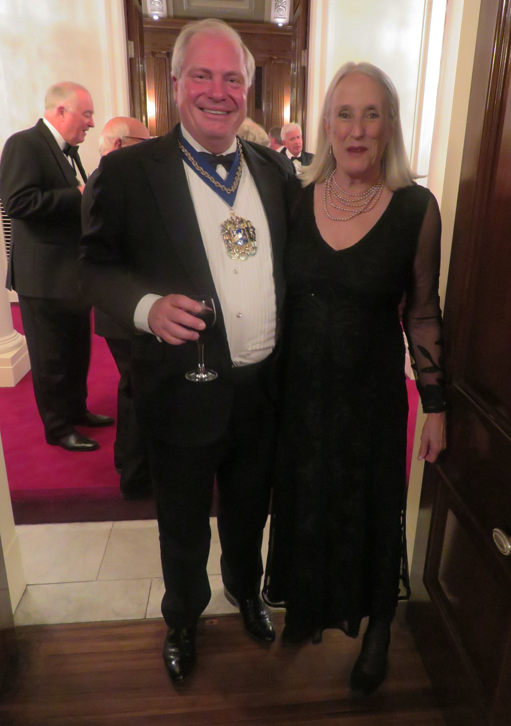 The Master & The Countess of Malmesbury