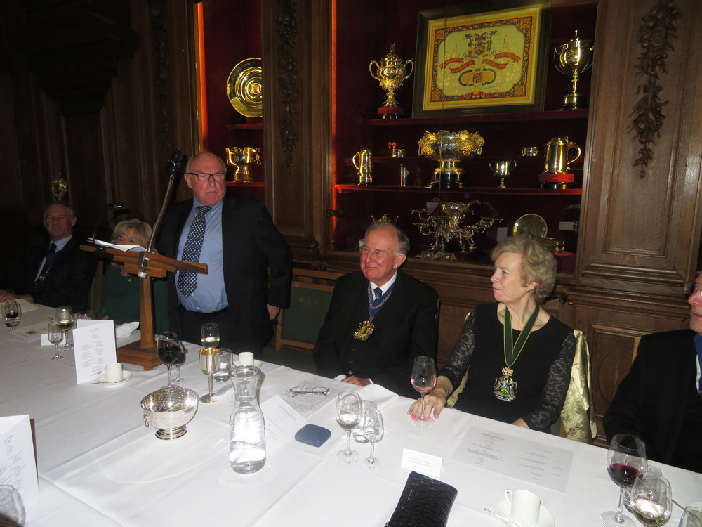 Principal Guest, Nigel French