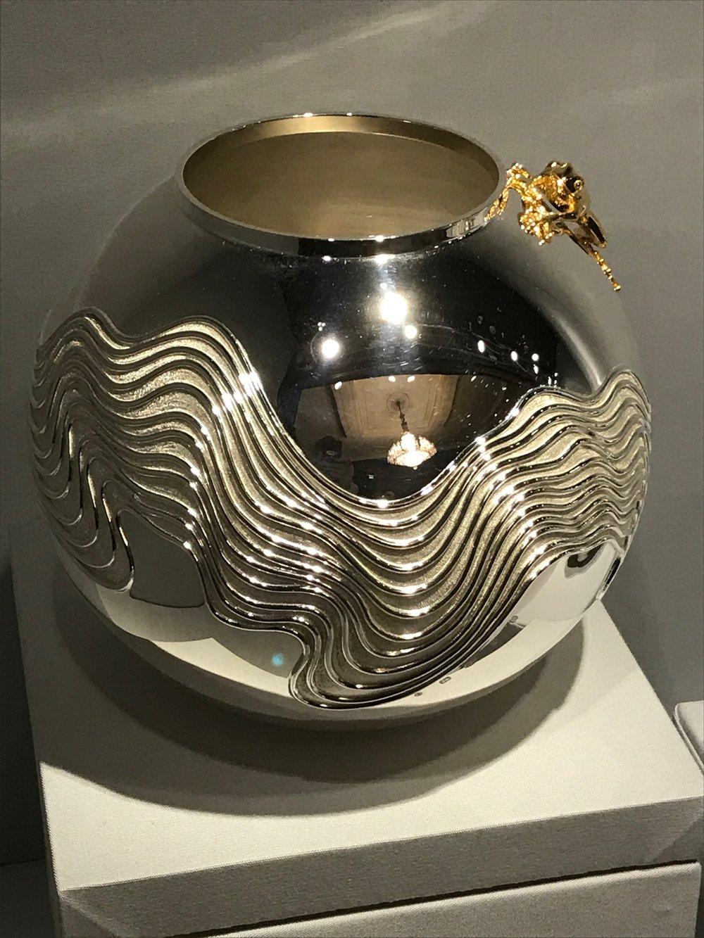 Kyosun Jung Award Vase
