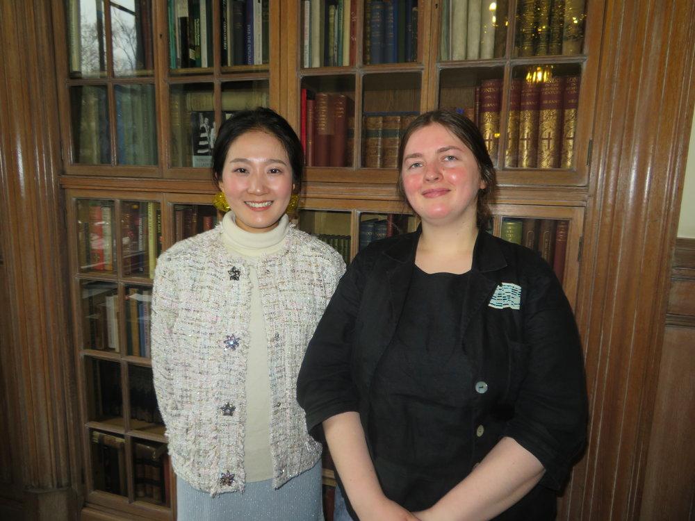Chen Cheng & Hazel Thorn