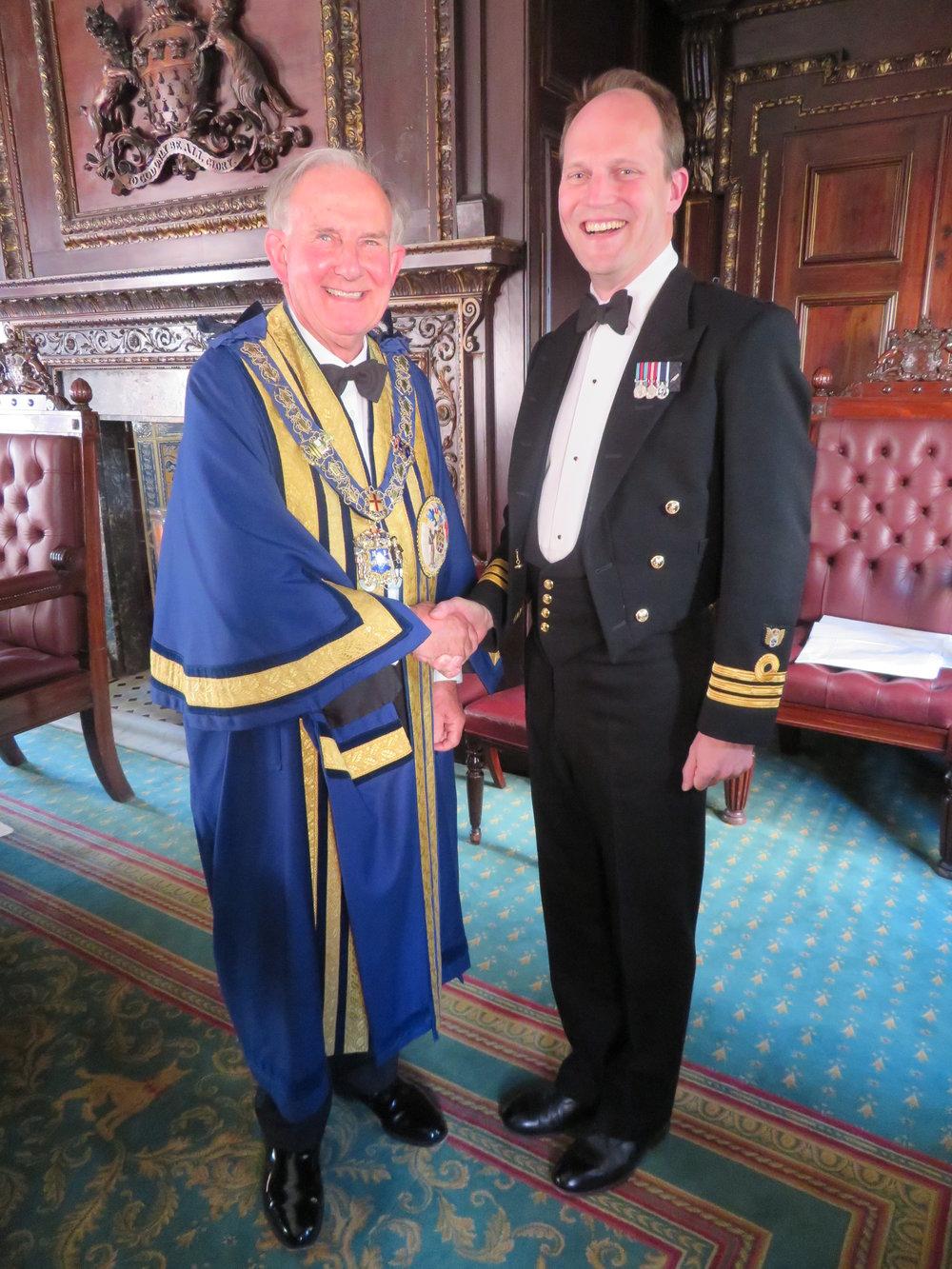 The Master, Stuart Finn RN