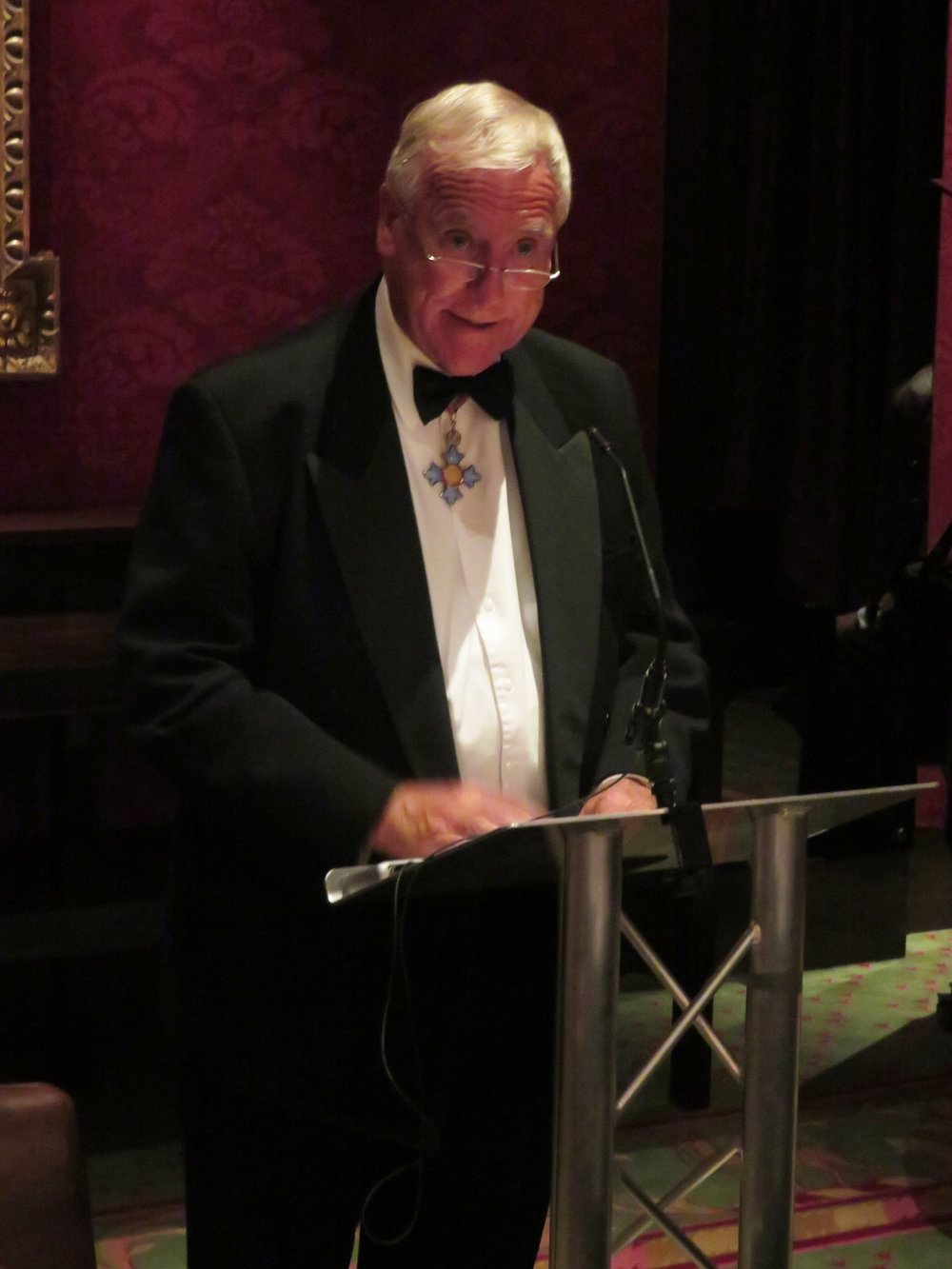 Principal Guest The Rt Hon Lord Taylor of Holbeach