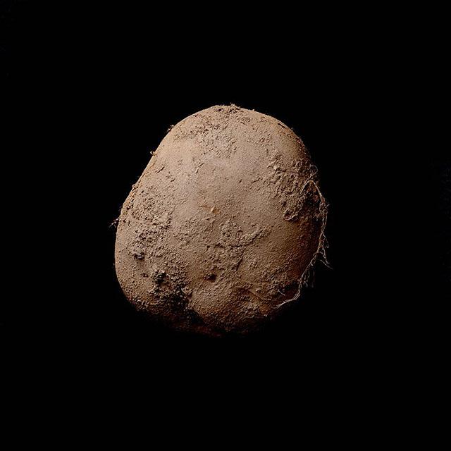 €1.000.000'ya satılan patates fotoğrafı işte bu