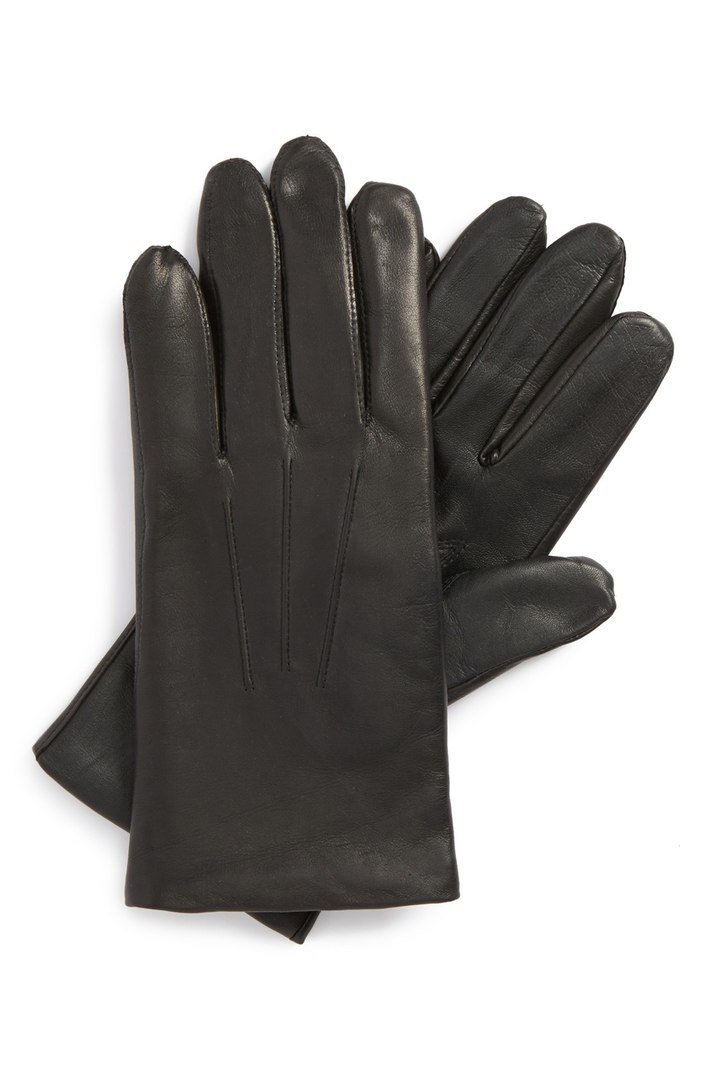 d3a4022be9e John W. Nordstrom Leather Tech Gloves — What is a Gentleman