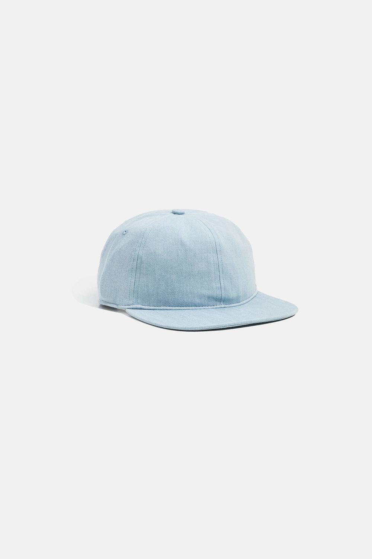 SaturdaysNYC Stanley Stone-Washed Indigo Buckle Hat — What is a ... 66fc890af