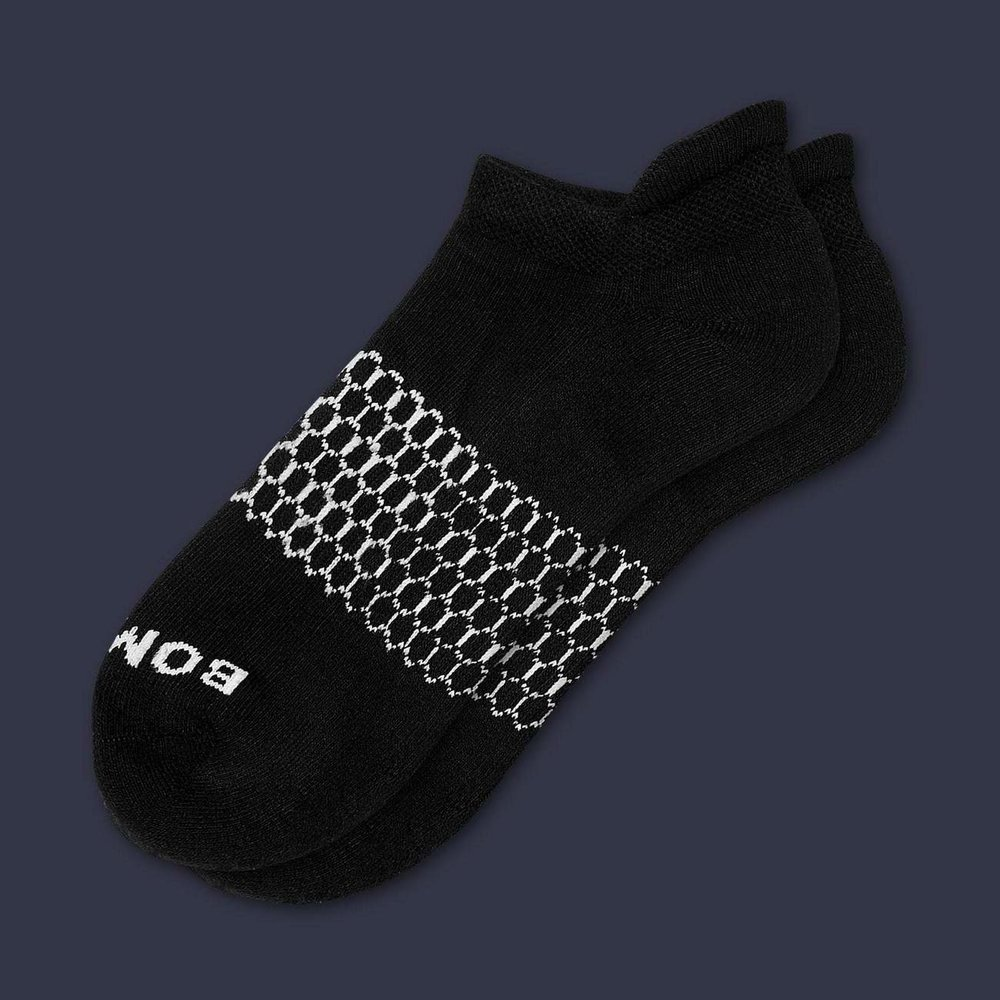 Bombas black socks.jpg