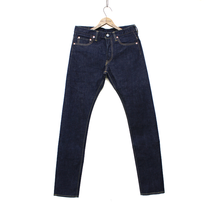 Full Count Stretch Skinny Jeans - These Japanese gems are a modern take using new fabric made the old way to form a hybrid that has the color and texture of a classic with the cut and fit in line with the latest trends.