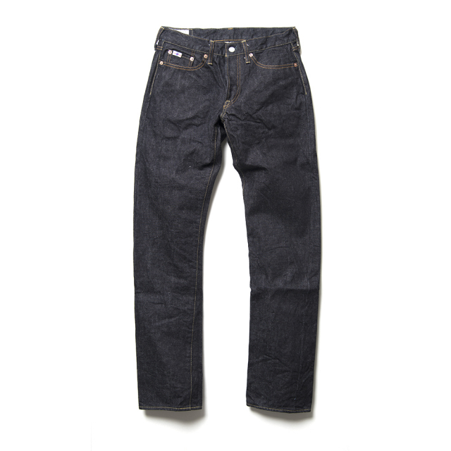 Studio D'artisan 15oz Super Skinny Overseas Jeans  - These are by far the heaviest jeans of our picks. At 15 oz (normal is 12 oz) these are no summer pants, but jeans built to last for years.