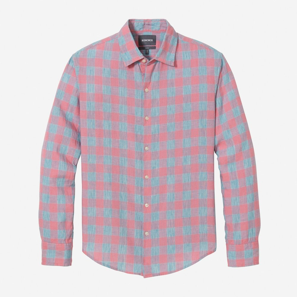 79207909 casual button-down — The Goods Products — What is a Gentleman