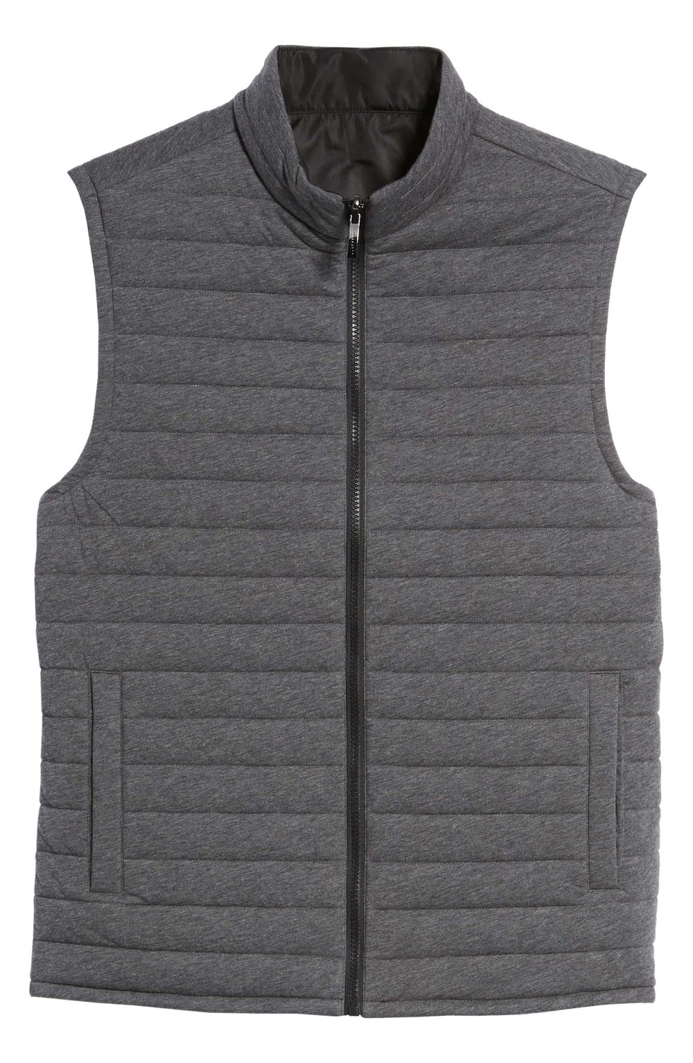 Gallagher Reversible Vest - A similar look with better quality and a reversible option for when it rains.