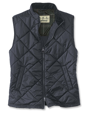 Barbour Finn Gilet - A simple alternative that pulls you above the pack.