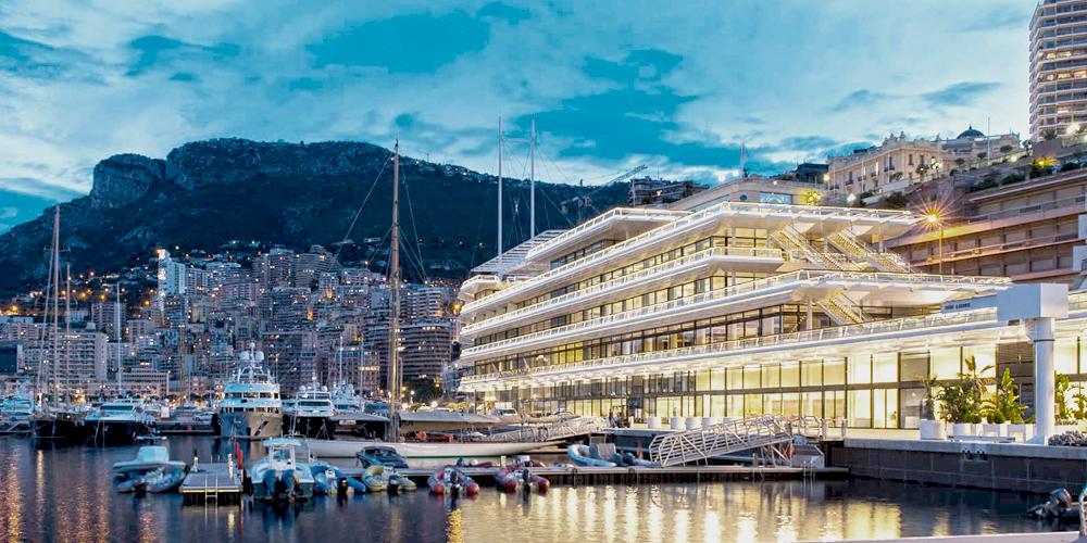 Yacht Club de Monaco- Foster + Partners