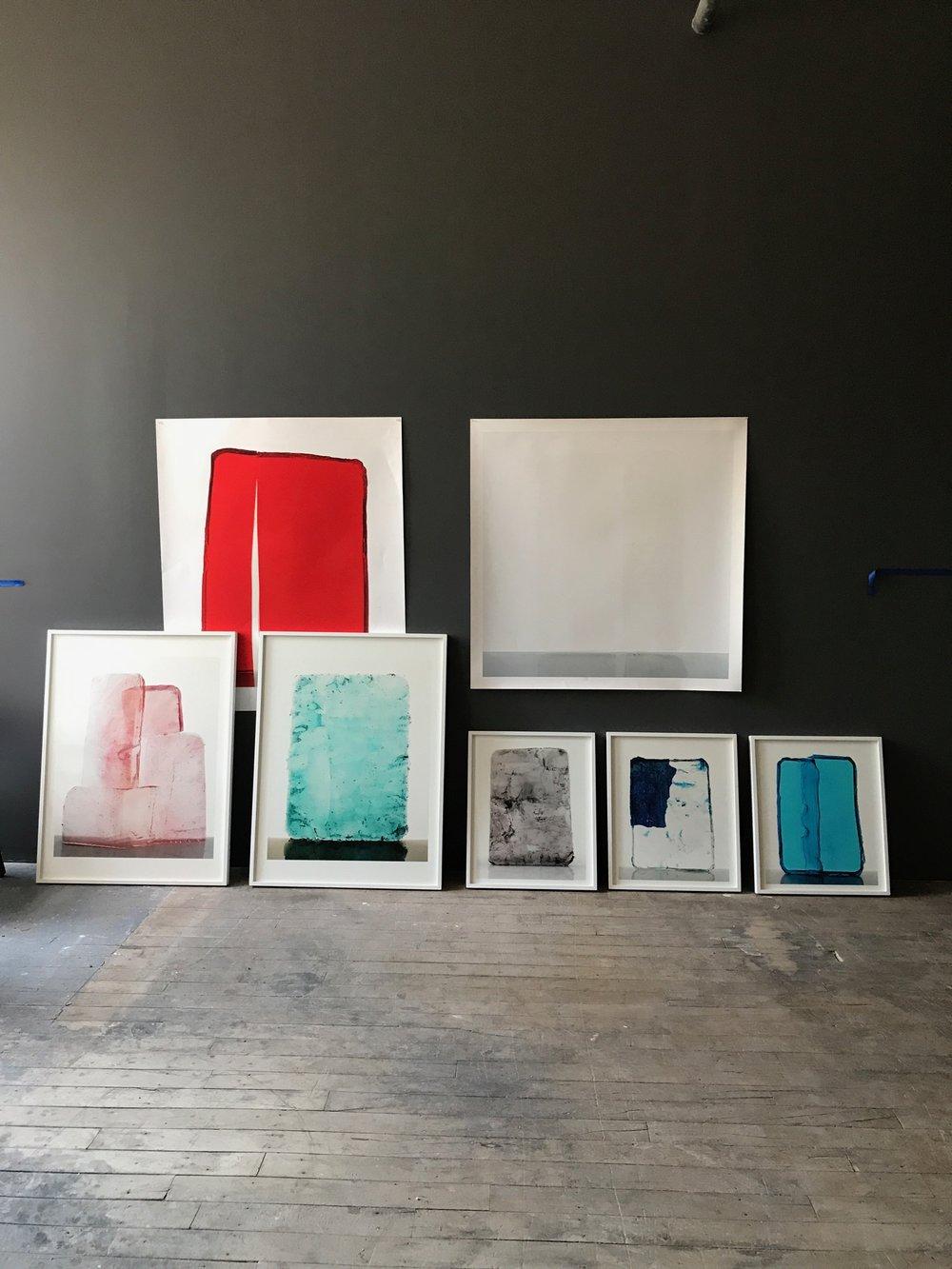meredith heuer's studio