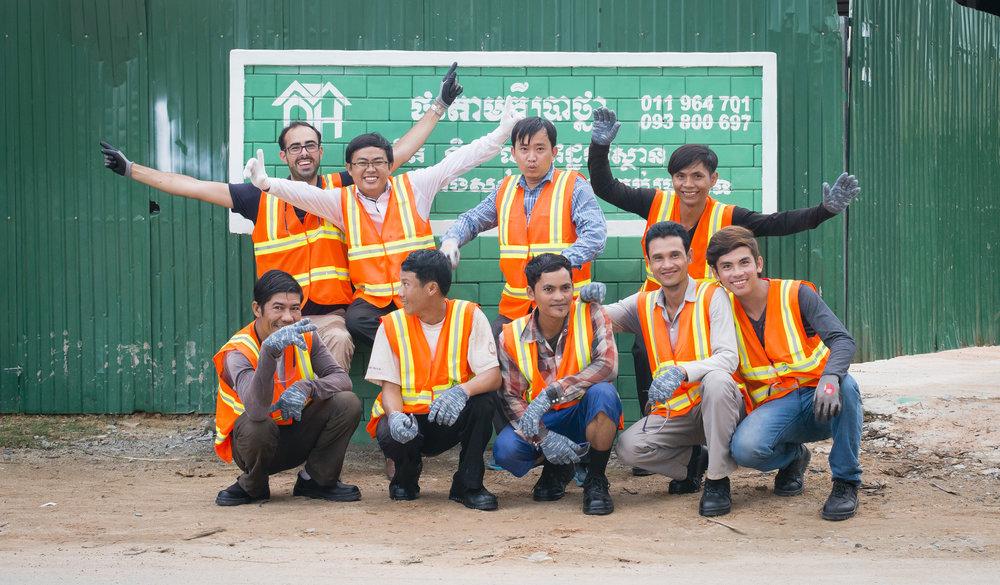 photo: My Dream home/impact hub phnom penh