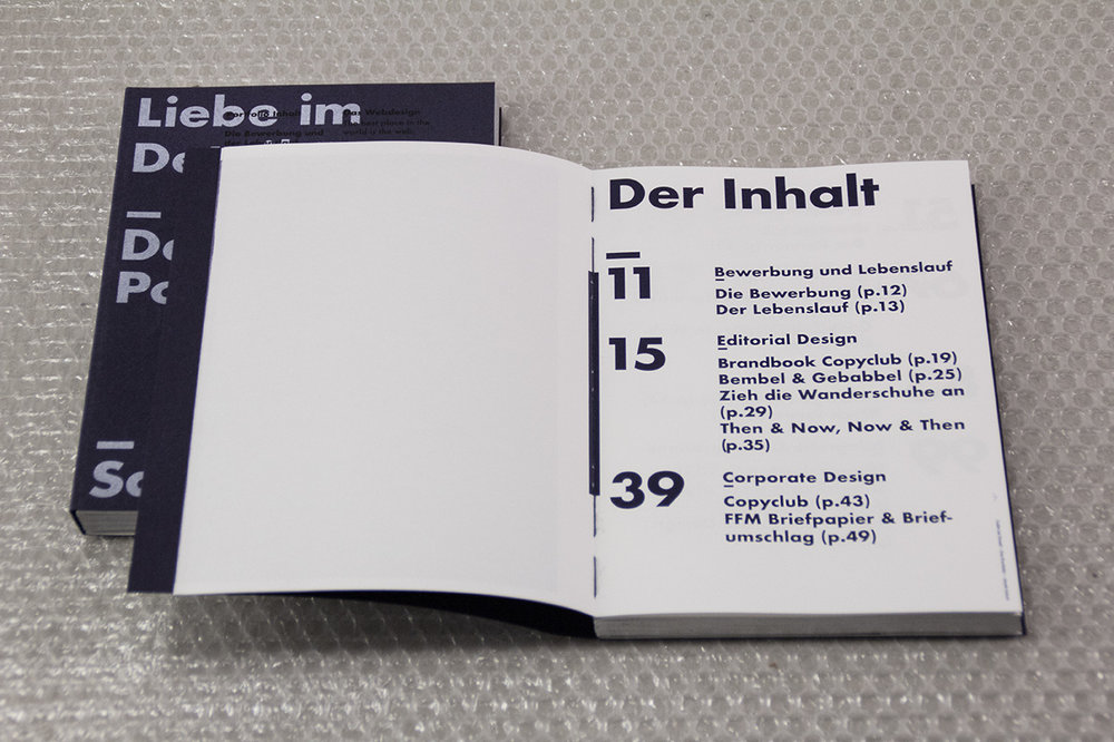 Editorial Design Die Portfolio Bewerbung Sarah Schott