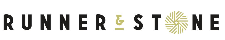 Image result for runner and stone logo