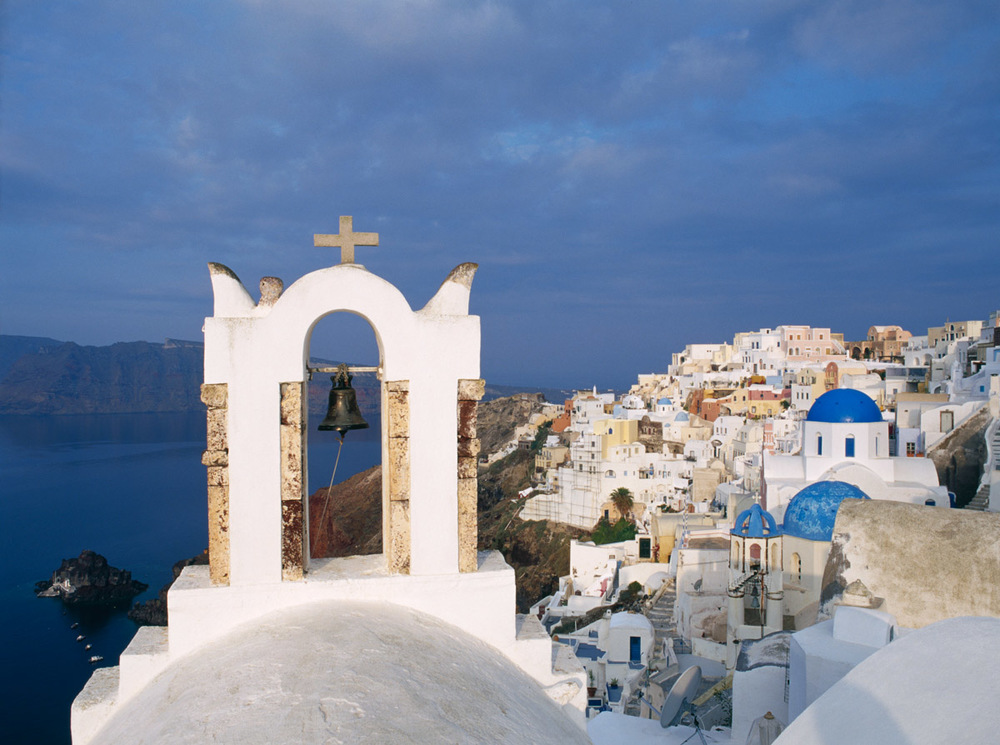 SANTORINI  - A WEEKEND IN OIA