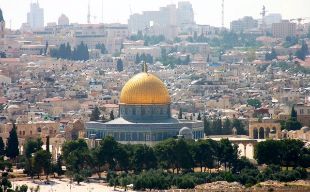 JERUSALEM FOR FIRST TIMERS