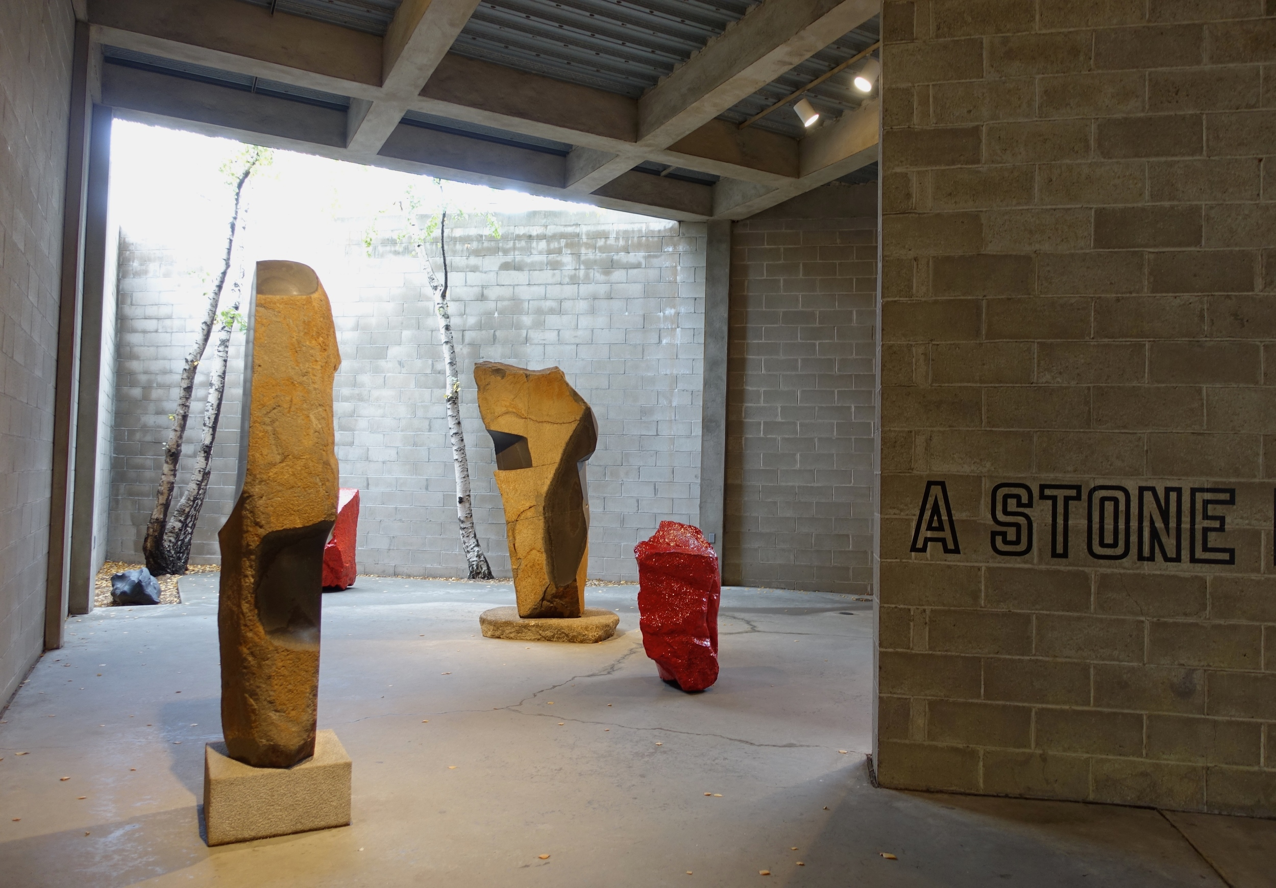 Homegrown NY: Queens Rocks: The Noguchi Museum and Moma PS1
