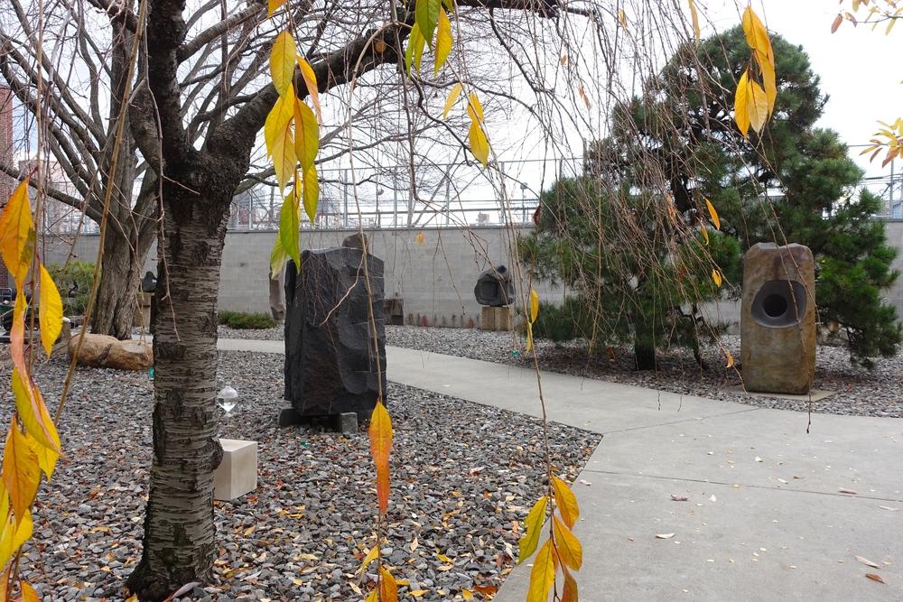 Daytripper365--The garden at the Noguchi Museum.JPG