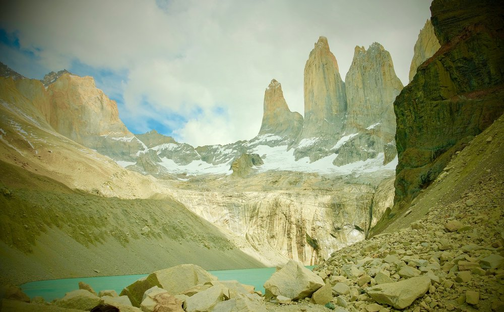 PATAGONIA: THE EIGHTH WONDER OF THE WORLD