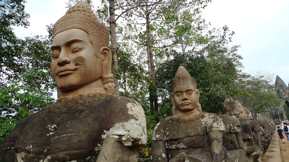 DISCOVER THAILAND, LAOS AND CAMBODIA