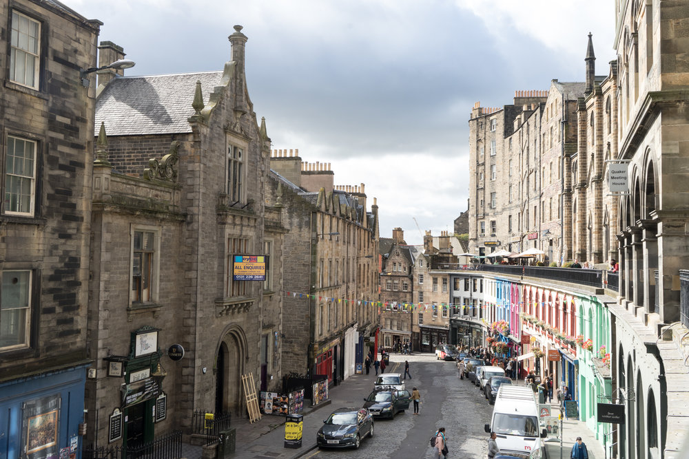 THE BEST THINGS TO DO IN EDINBUGH