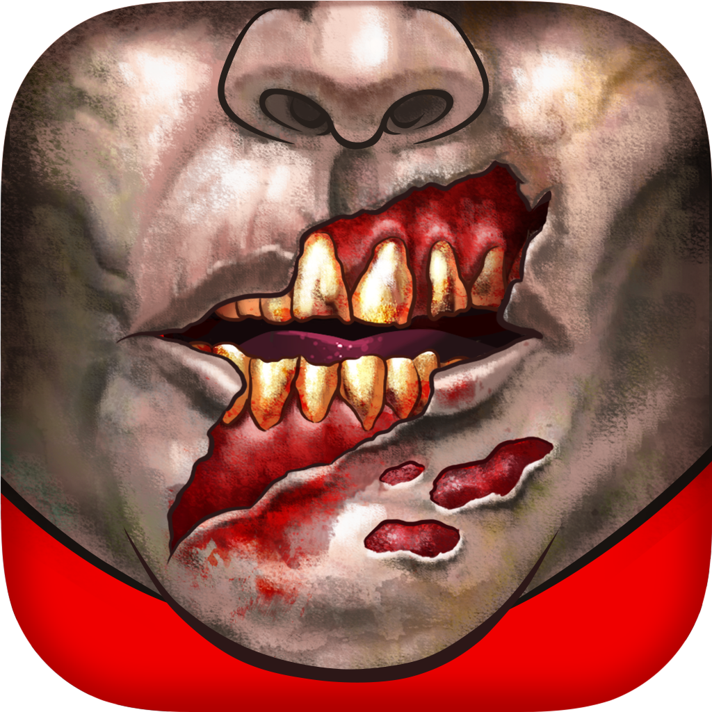 Zombify App - Make yourself into a ZOMBIE