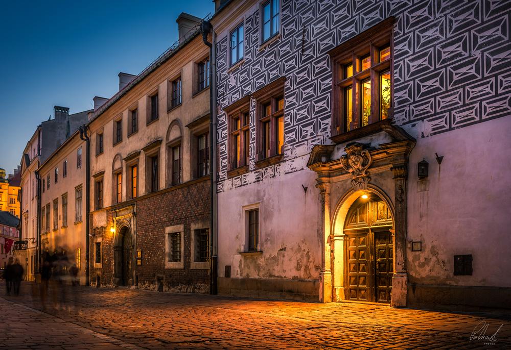 Kanonicza,  zdecydowanie moja ulubiona Krakowska uliczka, zdjęcie trafia do galerii Miasto :)
