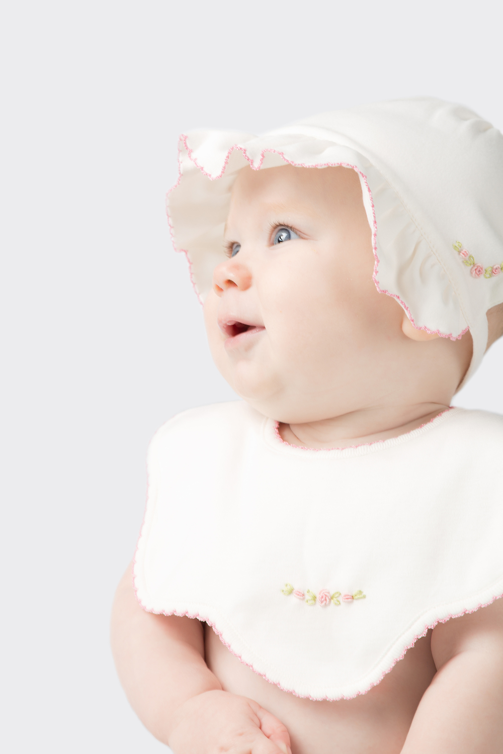 Dress your little princess with elegance, grace and style in our hand-made clothing.