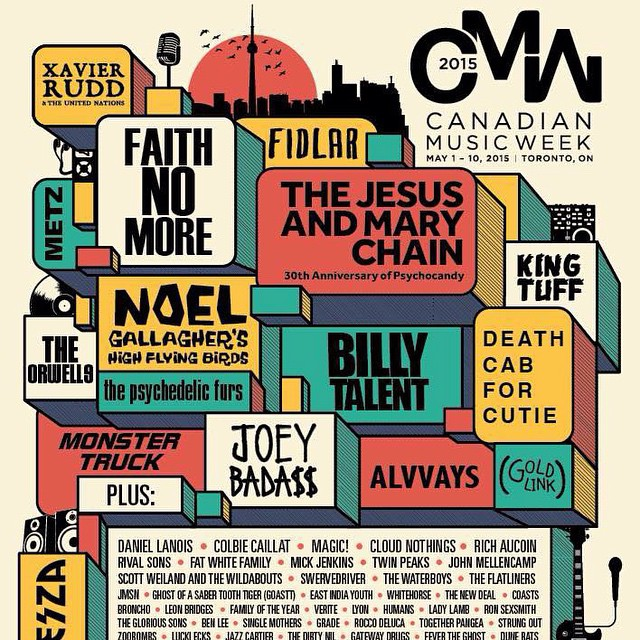 Off to Toronto tomorrow! Playing @rivolito Thursday night! #acrobatband #Rivoli #CMW