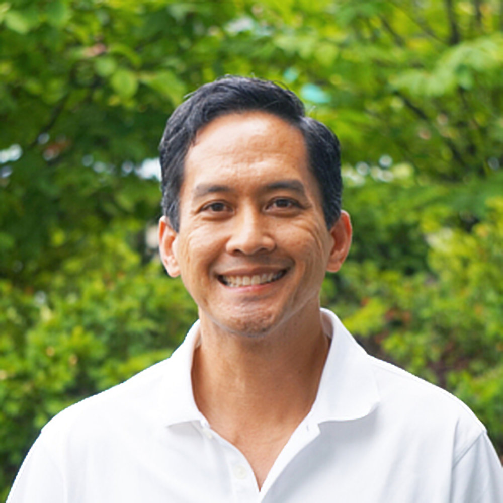 Gil Yee, Manager of Data and Informatics