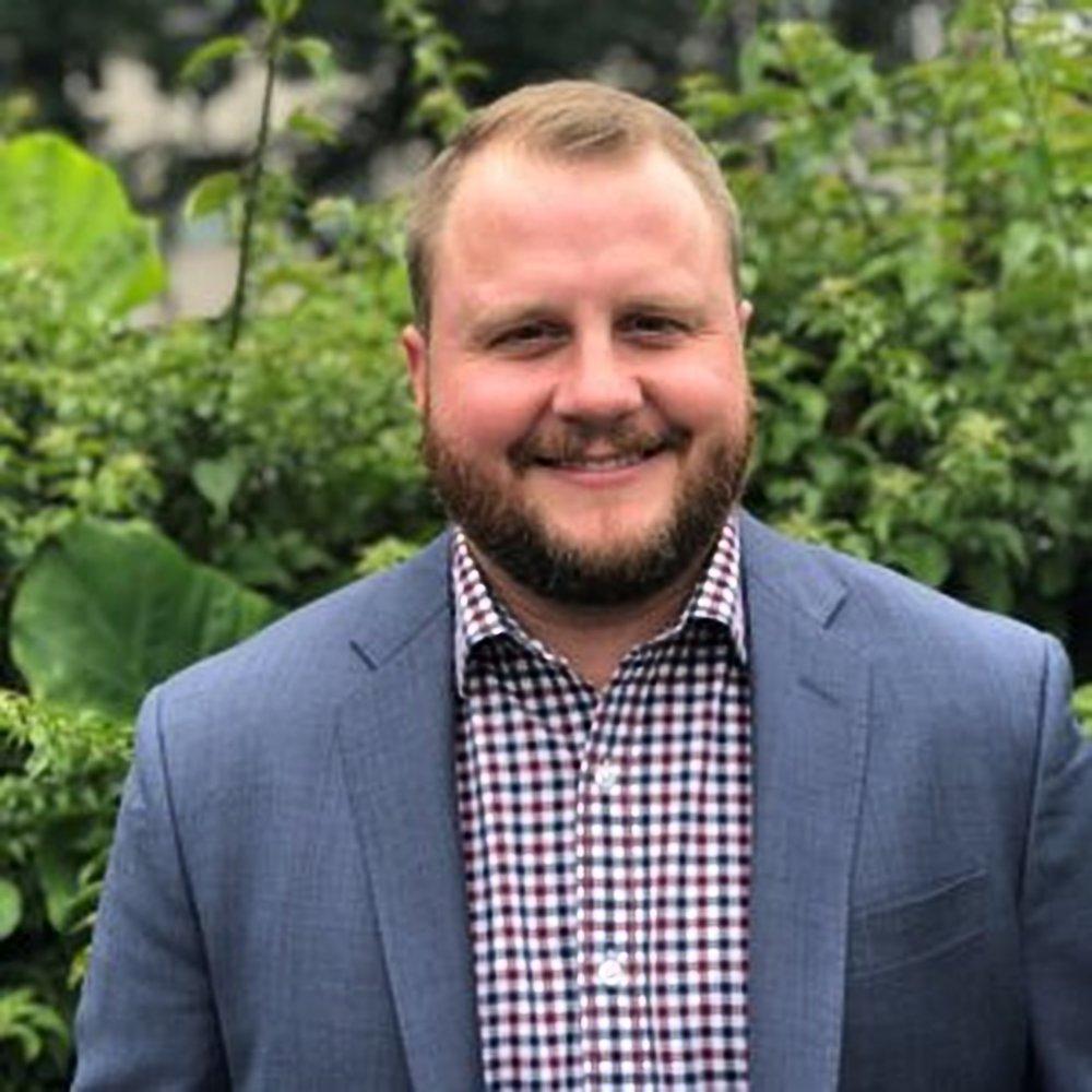Brandon Frazier, Senior Advisor, Client Success